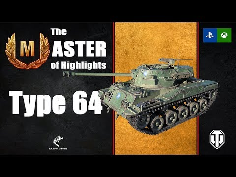 ◀World of Tanks - Live Fire Look, Type 64 from YouTube · Duration:  25 minutes 36 seconds