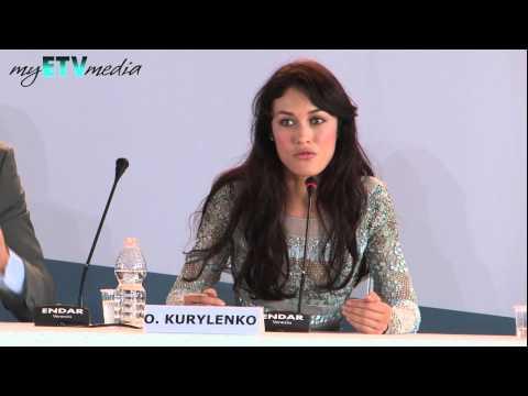 Olga Kurylenko on Terrence Malik's To The Wonder (69th Venice Film Festival)