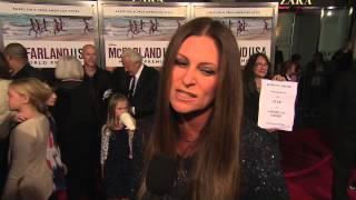 McFarland USA: Niki Caro Official Premiere Interview