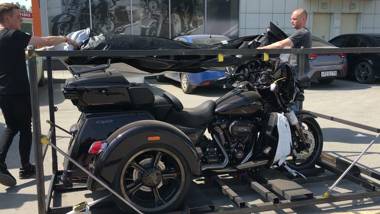 CVO Tri Glide Ultra Harley-Davidson 2021 (Новое поступление)