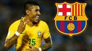 Barcelona transfers: Barcelona ready €30 million Paulinho bid