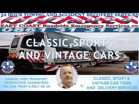 Durban Supercars, Vintage & Sports Tows