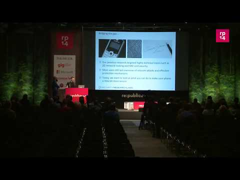 re:publica 2014 - On our fear and apathy towards smartp... on YouTube