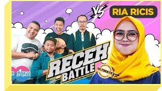 RECEH BATTLE - ADU GOMBALAN Feat. RIA RICIS + MARISHA CHACHA