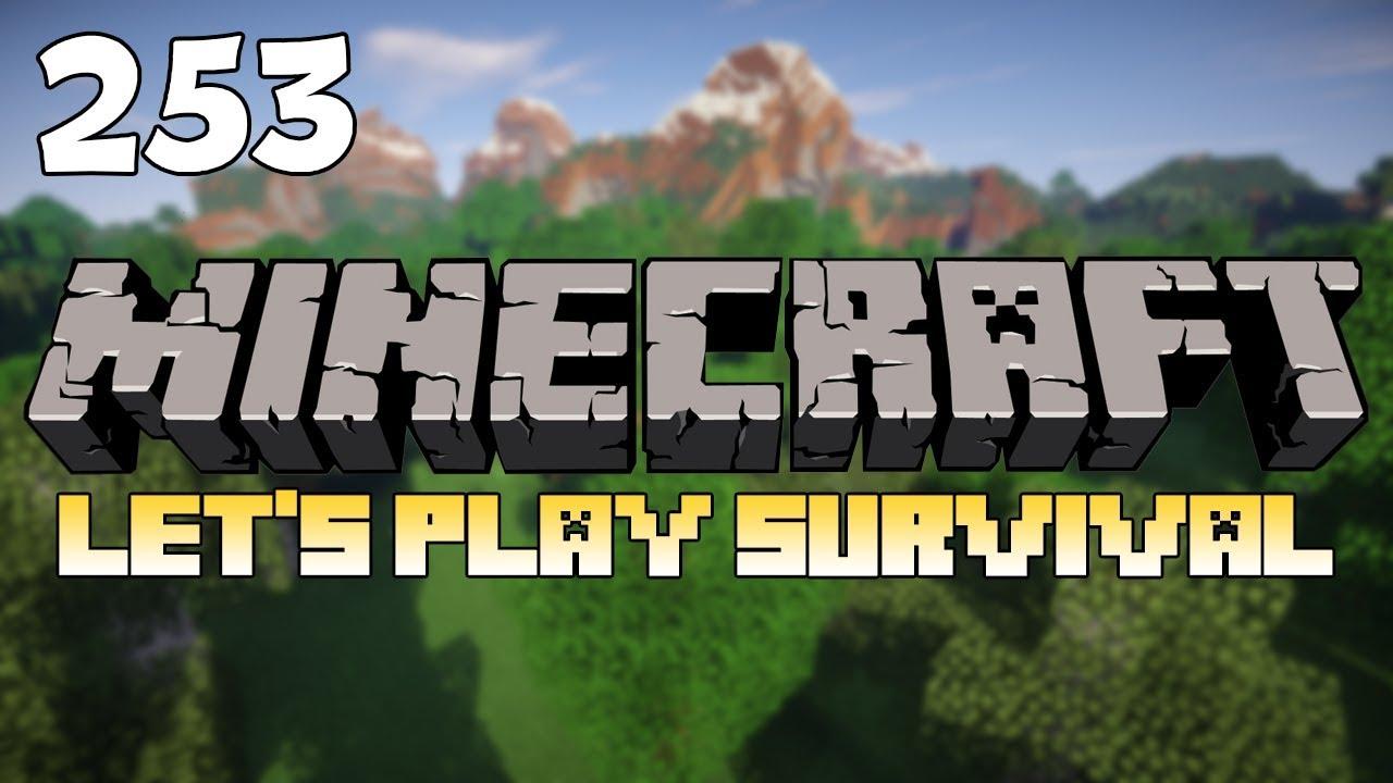 Lets Play Minecraft Ita Ep253 Ho Avuto Un Craft Attack