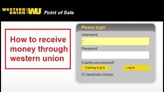 Union Point Of Sale