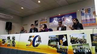 Evento na Amupe discutiu democratização da comunicação
