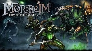 видео Mordheim: City of the Damned: Обзор