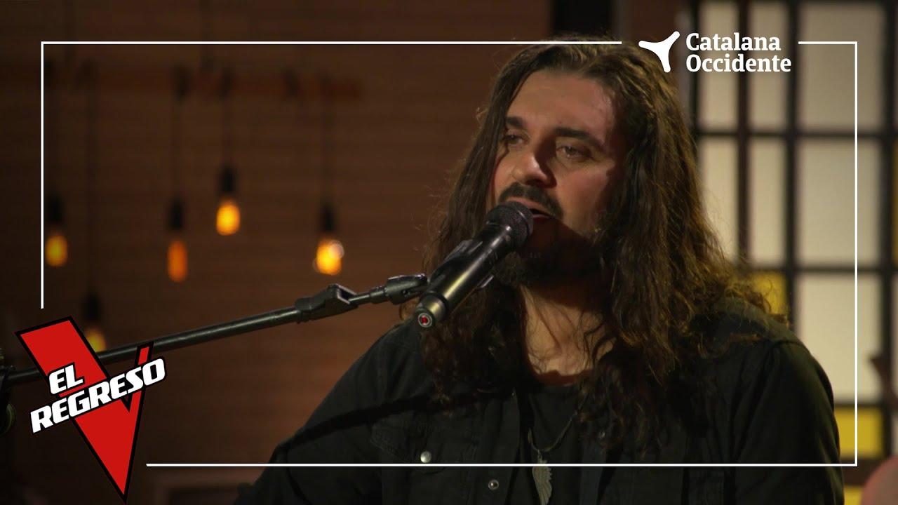 Fran canta 'Un día de estos' | El regreso | La Voz Antena 3 2021