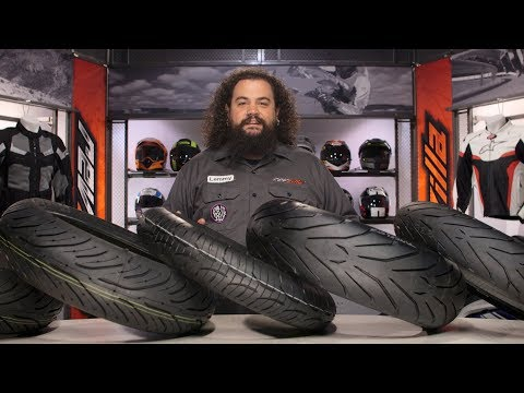Best Sport Bike Motorcycle Tires for Mileage Review at RevZilla.com