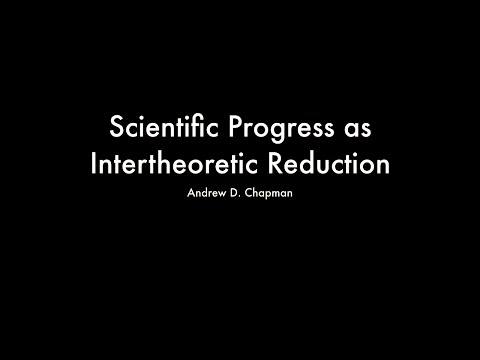 Scientific Progress as Intertheoretic Reduction
