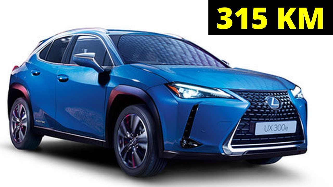 Lexus UX 300e Electric Car, EVs Sale no Battery  - EV News 108