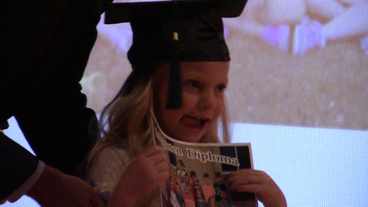 CCRS Kindergarten Graduation  6-21-18