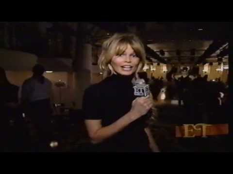 Claudia Schiffer for Reporting 1994 - YouTube