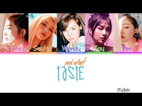 Red Velvet - Taste |Sub. Español + Color Coded| (HAN/ROM/ESP)