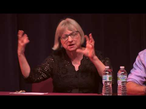 11th Annual Palm Beach Poetry Festival: Molly Peacock/Maurice Manning Q&A