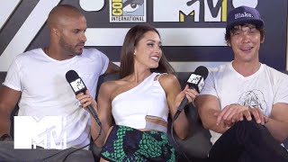 'The 100' Cast on Staying Sex Positive In the Post-Apocalypse   Comic-Con 2015