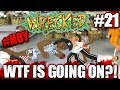MDickie's Wrecked #21: Grocery Store From Hell!!