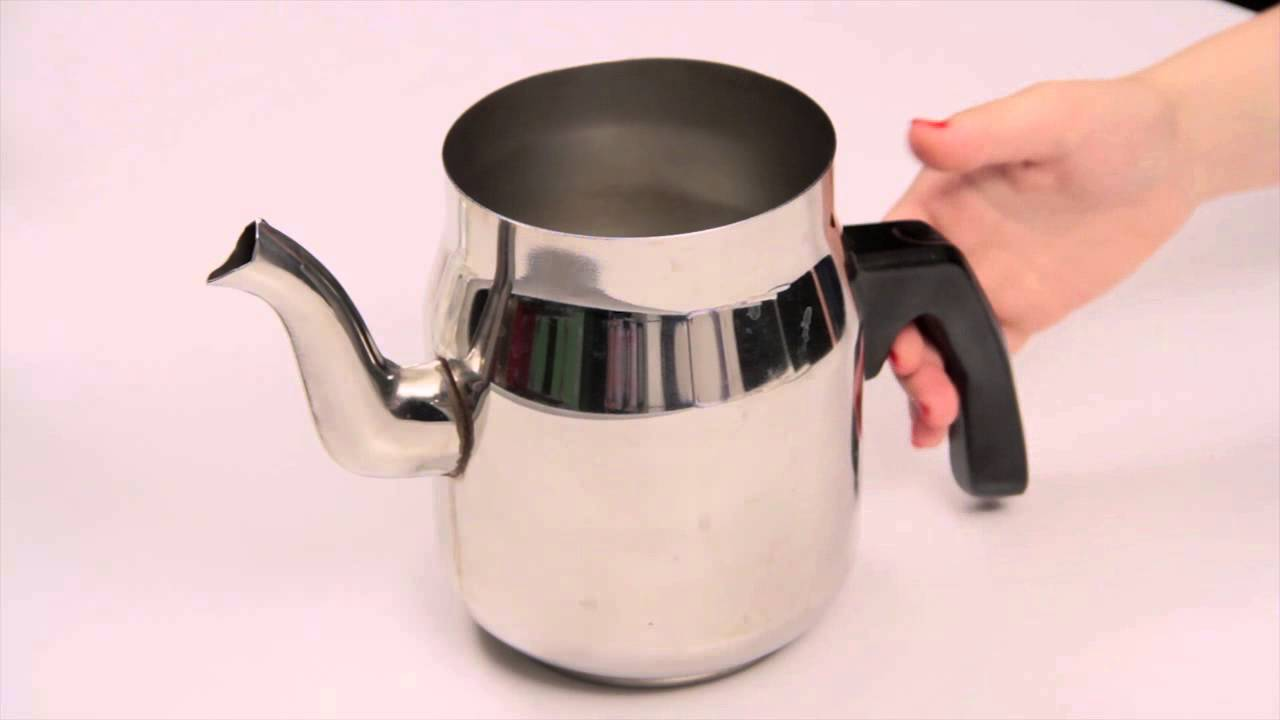 Çaydanlıktaki Kireç Nasıl Geçer
