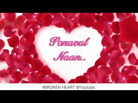 Un Idhayathai Thirudi Sendraval Naan...Whatsapp status...#BROKEN HEART
