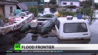 High Alert: Flooding may get worse as Russia