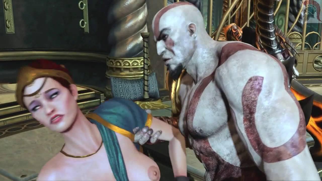 God Of War 3® Parte #8 Una Aliada Involuntaria La Princesa ...