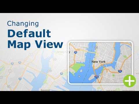 How to Change your Default Map View in MyGeotab | Fleet Productivity