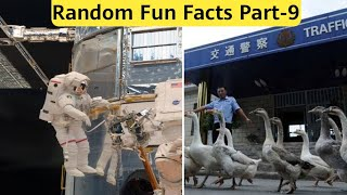 अंतरिक्ष की Smell कैसी होती है? Random Fun Facts Part-9