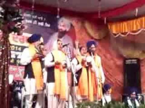 samane waliyan bibiyan da dhadi jatha dhadi darbar kiratpur sahib date 31-01-14