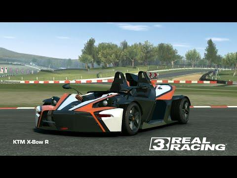 Real Racing 3 - KTM X-Bow At Mount Panorama