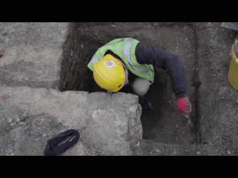 Medieval Friary uncovered at University of Cambridge