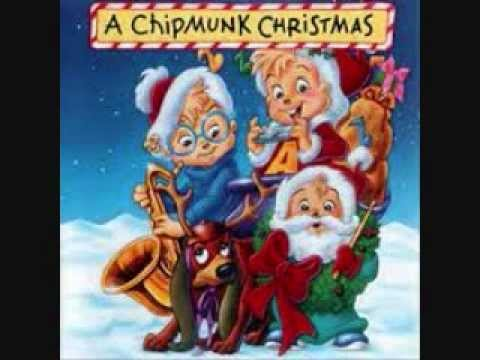 Alvin and the Chipmunks-Rockin' Around The Christmas Tree