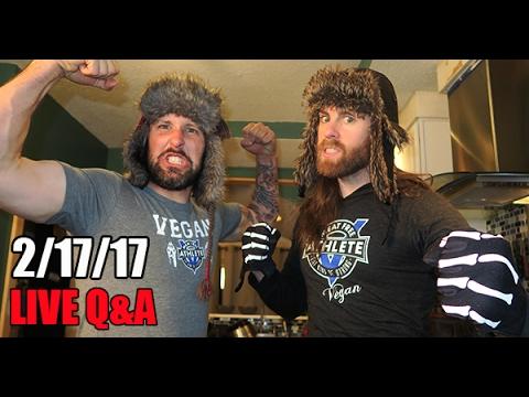Q&A with TVZ No Nos Taste test LIVE 2/17/17