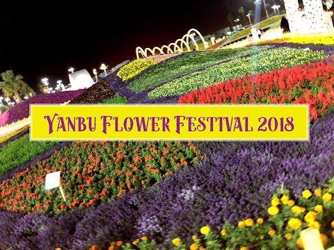 Yanbu Flower Festival 2018