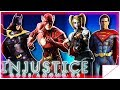 ●🎮 INJUSTICE: Gods Among Us - Ultimate Edition ►PC Steam Gameplay - First Minutes◄