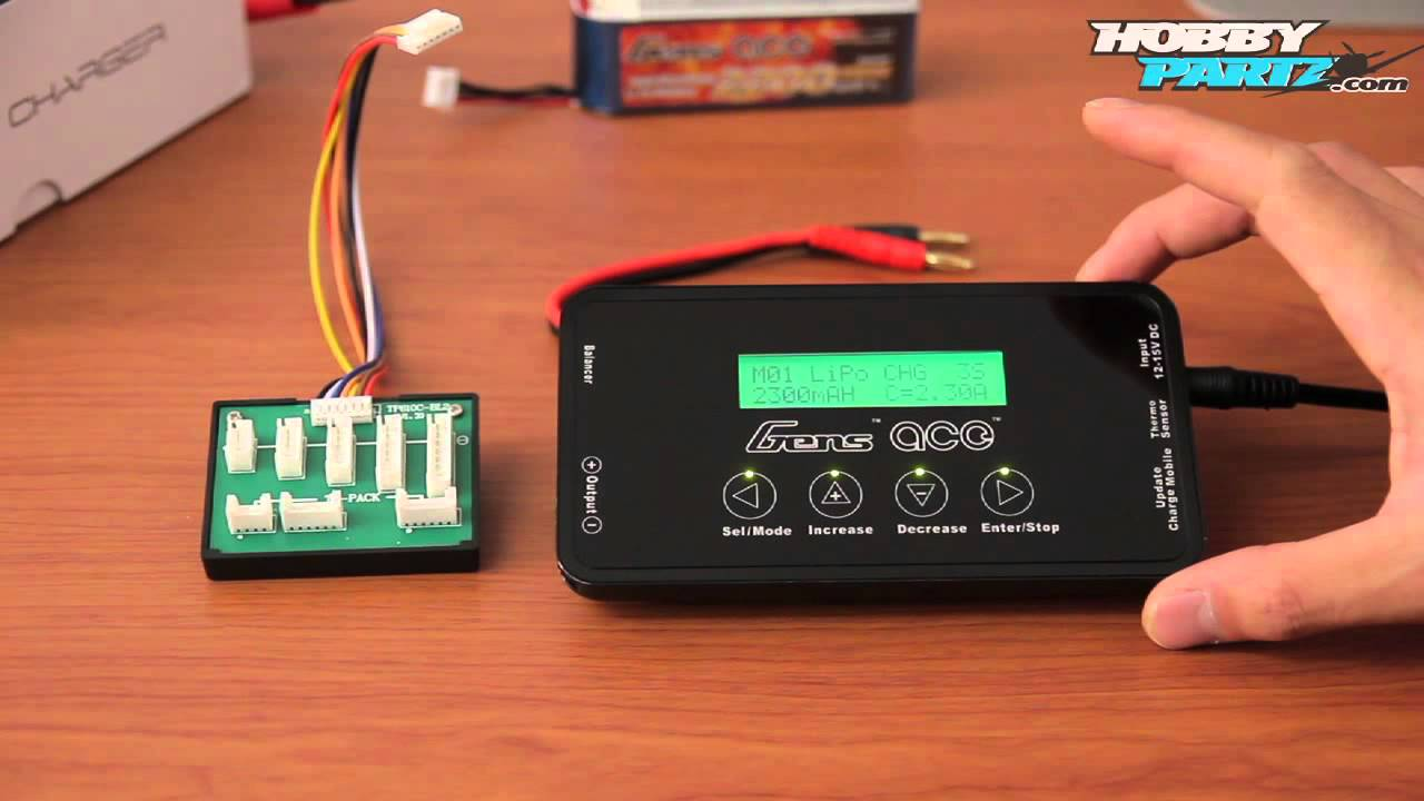 New Gens Ace Imars Slim Battery Charger Review Youtube