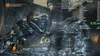 Dark Souls III All Bosses Speedrun in 1:03:44 (Former Record)