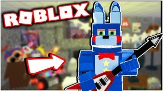 Fnaf Roblox! Playing as Ultimate Custom Night Animatronics in Roblox Fredbears Friends
