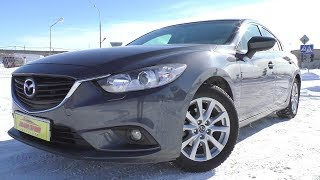 2013 Mazda 6. Start Up, Engine, And In Depth Tour.