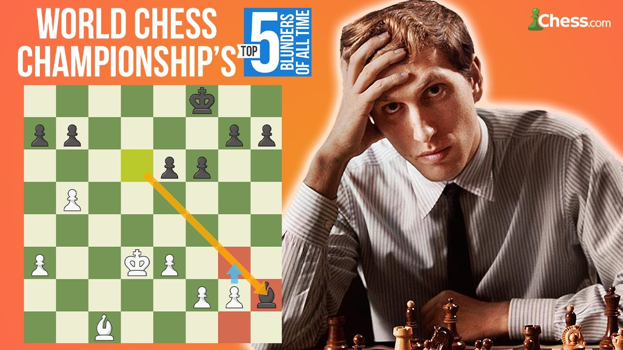 Download The Top 5 World Chess Championship Blunders