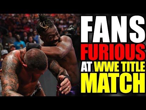 FANS FURIOUS After WWE CHAMPIONSHIP Match! Summerslam 2019 Best & Worst Moments