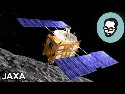 Japan's JAXA Is Paving The Way For Asteroid Mining | Answers With Joe