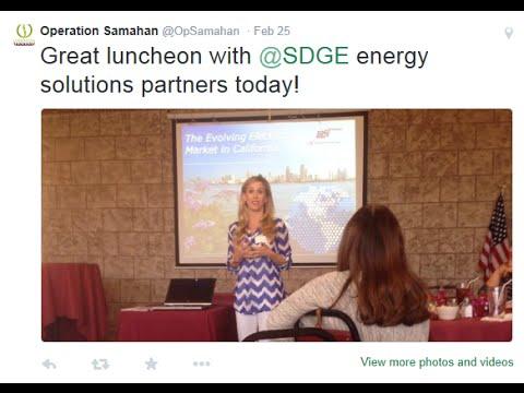 SDG&E Energy Solutions Partner Network