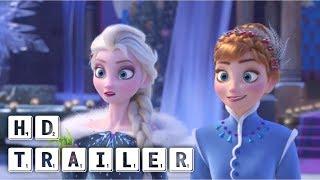 Olaf's Frozen Adventure Full HD Full online