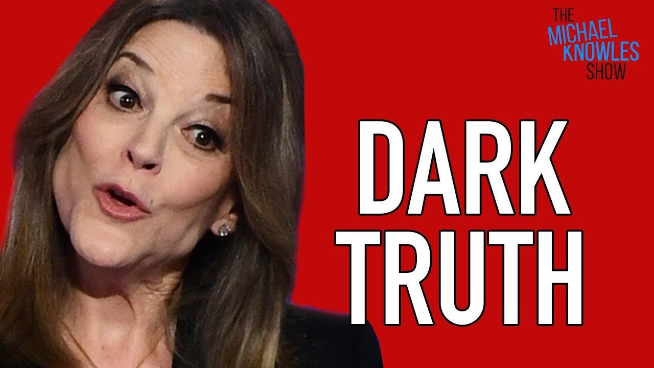 The Dark Truth About Marianne Williamson