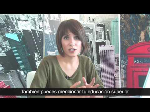 Preparacion De Curriculum En Ingles - Show Me English.mov