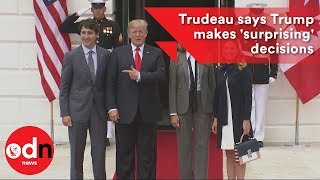2017-10-12-15-01.Trudeau-says-Trump-makes-surprising-decisions