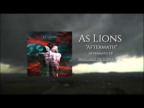 As Lions - Aftermath (Official Audio)