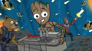 """Guardians of the Galaxy Vol. 2 Parody 