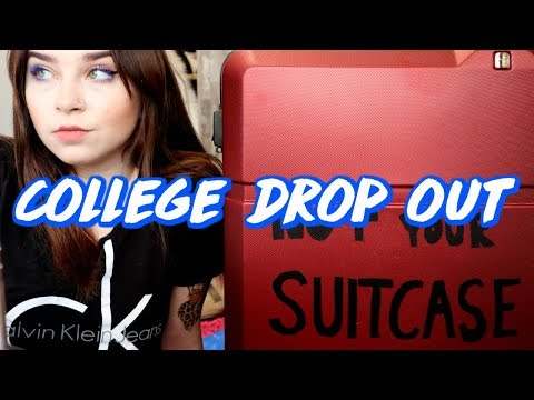 DROPPING OUT and Moving Back to Canada | University of Amsterdam